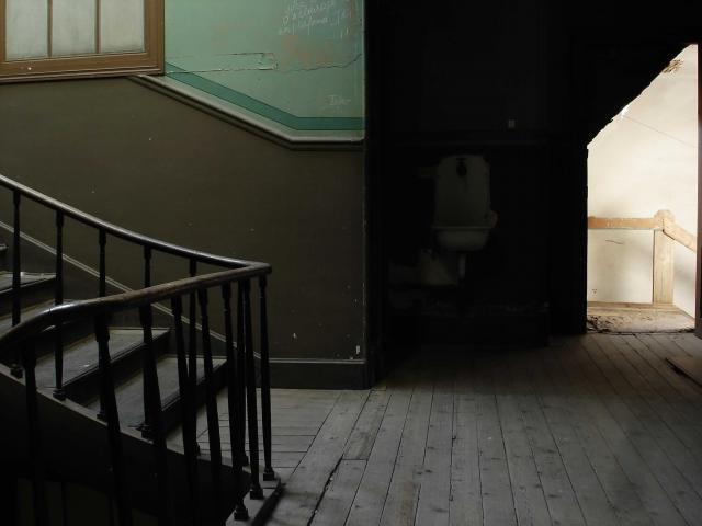 Stairway 2nd floor