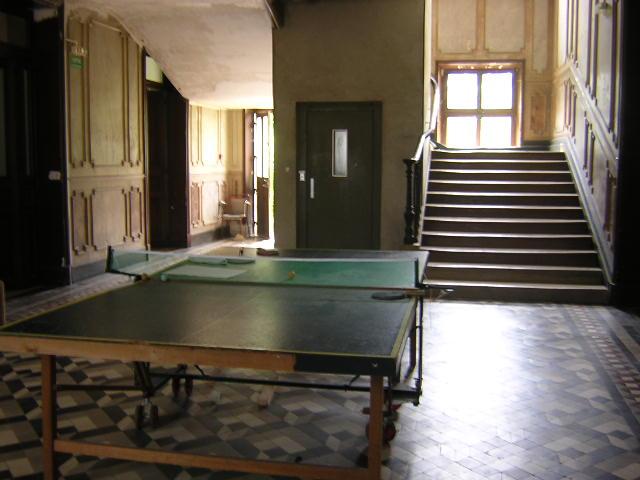Ping Pong Hall