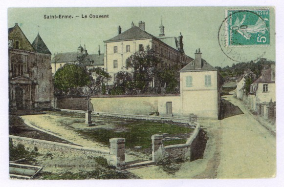 The convent in 1910